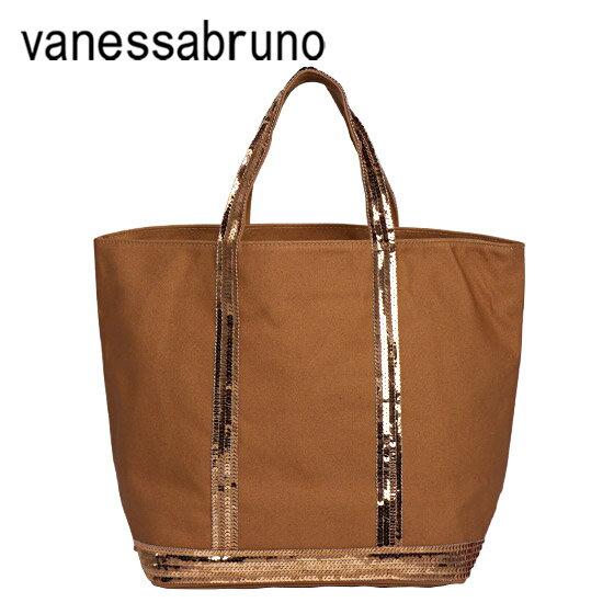 【4時間5%OFFクーポン】Vanessa Bruno ヴァネッサブリューノ トート バッグ M V40413 メイクアップ レディース キャンバス