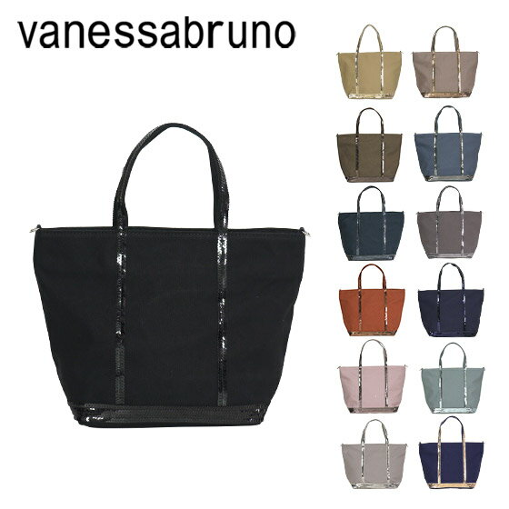 【4時間5%OFFクーポン】Vanessa Bruno ヴァネッサブリューノ キャンバストートS 選べるカラー