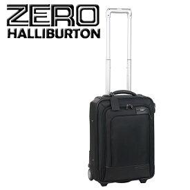 ゼロハリバートン Profile 21IN Carry On Upright キャリーケース 2輪 ブラック