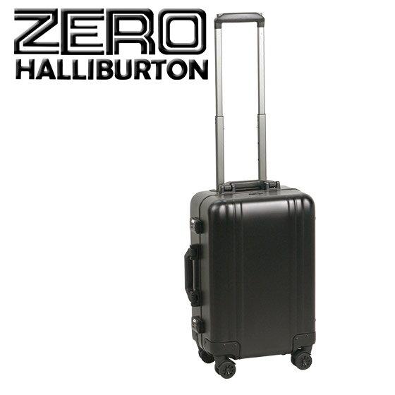 ゼロハリバートン クラシック アルミニウム 2.0 スーツケース/ビジネスケース ブラック Carry-On 4-Wheel Spinner Travel Case 4輪 機内持ち込み 北海道・沖縄は別途540円加算