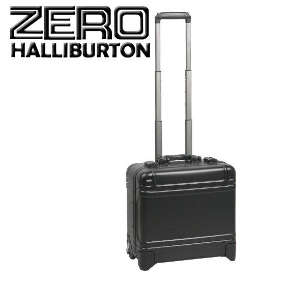 """ゼロハリバートン GEO アルミニウム 3.0 スーツケース/ビジネスケース 17"""" Wheeled Business Case ブラック 2輪 機内持ち込み 北海道・沖縄は別途540円加算"""