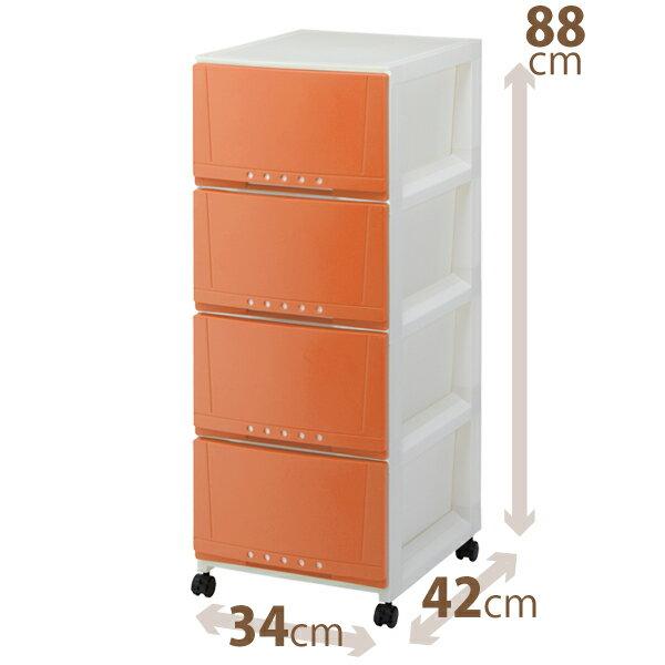 天馬 プロフィックスルームケース 3404 サンセットオレンジ