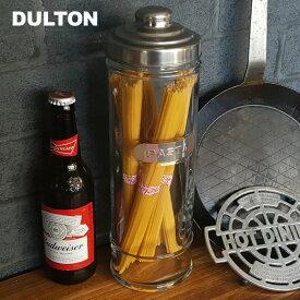 [パスタボトル]DULTON グラスパスタジャー 1222(GLASS PASTA JAR・保存容器・ガラス容器・パスタ入れ・パスタ容器・ガラスジャー・おしゃれ・かっこいい)ダルトン