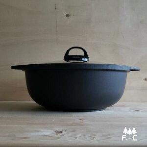 [IH対応仕切り鍋]火鍋風仕切り鍋 26cm(色鍋・二食鍋・IH調理器対応・しゃぶしゃぶ・すき焼き・キムチ鍋・シンプル・かっこいい)杉山金属