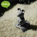 [計量カップ] QUALY ラッキーマウススクープ 1合カップ(LUCKY MOUSE RICE SCOOP・180ml・お米:約150g・米びつ・ラ…