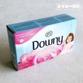 【柔軟剤・ダウニーシート】ダウニー シート エイプリルフレッシュ 80枚(Downy・april fresh・乾燥機・柔軟剤・シート・輸入製品・Downy柔軟剤・80SHEETS)P&G