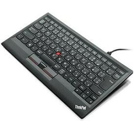 【メーカー3年保証】 Lenovo レノボ・ジャパン ThinkPad トラックポイント・キーボード - 日本語 0B47208 メーカー純正品