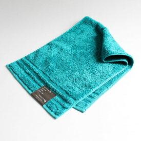 今治タオル コンテックス プラスカラーimabari towel KONTEX PlusColorフェイスタオル ターコイズ
