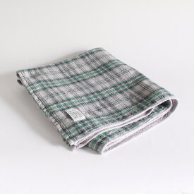 今治タオル コンテックス タータンチェックImabari Towel Kontex Tartan CheckSize L ブルー