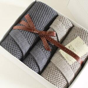 今治タオル コンテックス ヴィンテージワッフル ギフトセットImabari Towel Kontex Vintage Waffle GiftSetSize M 2枚 x Size S 2枚ギフトラッピング無料 のし無料