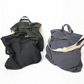 EARTH MADE(アースメイド)WASHED HELMET BAG/47-35