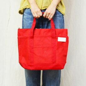 EARTH MADE(アースメイド)CANVAS TOTE INSIDECOATING (M)/47-19
