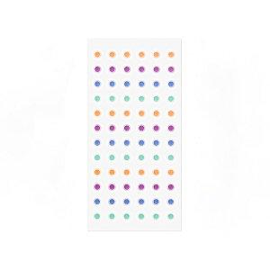 KNOX システム手帳リフィル 521-767リフィル バイブル リング穴用補強シール カラーノックス スケジュール帳 レフィル ビジネス手帳 手帳リフィル ノックスブレイン knoxbrain ノックス