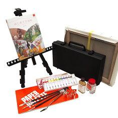 【オリジナル】油絵スターターセット