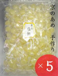 塩飴 グレープフルーツ味☆業務用1Kgパック 【業務用】5袋【まとめ買い】