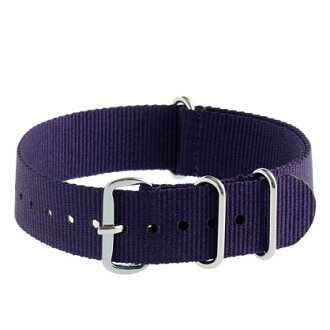 J.CREW Jay... crew Watch strap watch strap (CRUSHED GRAPE)