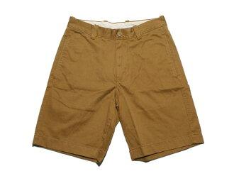J.CREW ジェイ.kuruburokun·界内奇诺短裤(MELTED CARAMEL)