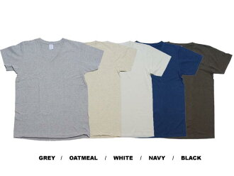 VELVA SHEEN 베르바신 Men's V Neck 2-Pac Pocket T-Shirt 맨즈 V넥 2 팩 포켓 T셔츠