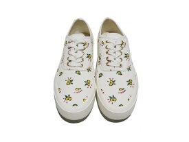 【送料無料!!】Maison Kitsune メゾン キツネ Allover Lemon Sneakers オールオーバー レモン スニーカー(MULTI PRINT)