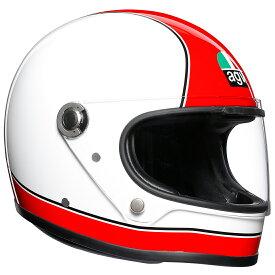 AGV X3000 008-S.AGV RED/WHITE