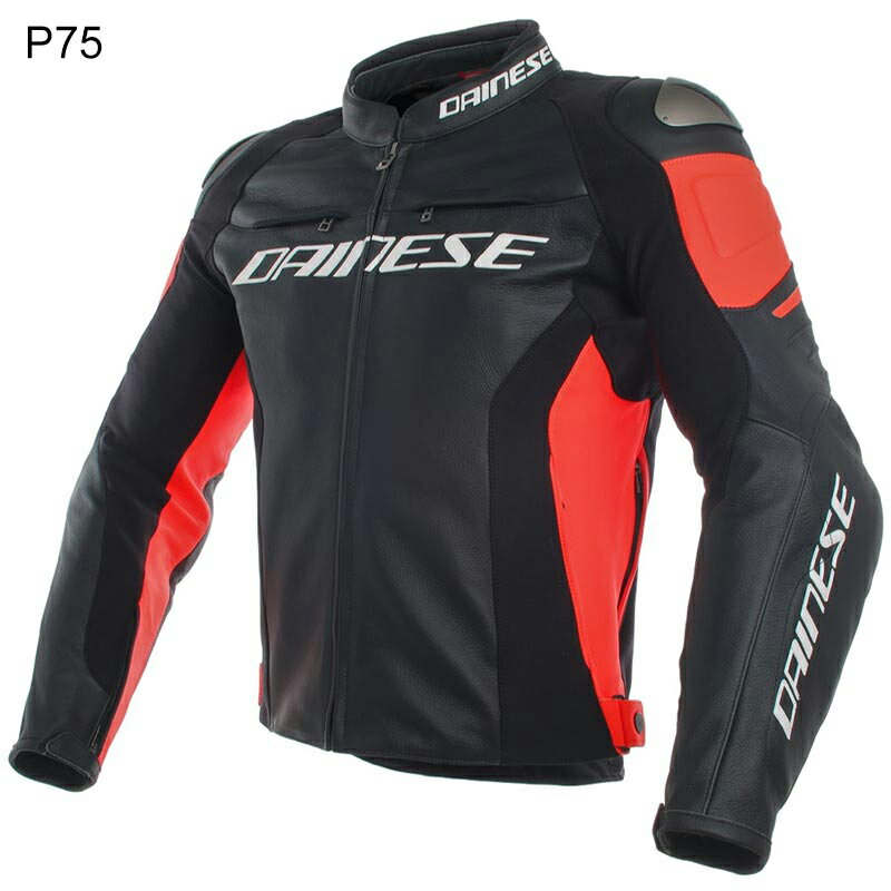 DAINESE(ダイネーゼ)RACING 3 PERF. LEATHER JACKET