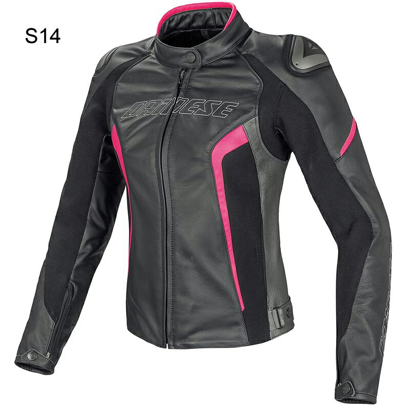DAINESE(ダイネーゼ)RACING D1 LADY LEATHER JACKET