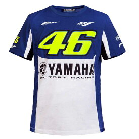VR46(バレンティーノロッシ)2016 Yamaha dual t-shirt