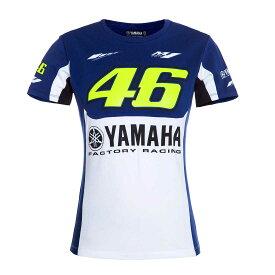 VR46(バレンティーノロッシ)Woman 2016 Yamaha dual t-shirt