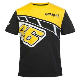 VR46(バレンティーノロッシ)YAMAHA VR46 HERITAGE T-SHIRT