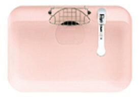 トクラス H2シンク(ピンク、ライムグリーン) 人工大理石製シンク アンダーシンク 排水含む