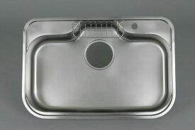トヨウラ製 N800BIA(外寸834×554)(アンダーシンク)【ステンレスシンク】