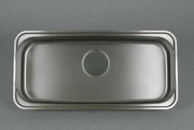 トヨウラ製 N950BIW(外寸980×470)(アンダーシンク)【ステンレスシンク】
