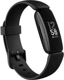 Fitbit Inspire2 フィットネストラッカー Black ブラック L/Sサイズ [並行輸入品] ブラック fitbit inspire フィットビット インスパイア 黒