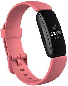 Fitbit Inspire2 フィットネストラッカー L/Sサイズ [並行輸入品] Desert Rose fitbit inspire フィットビット インスパイア デザートローズ