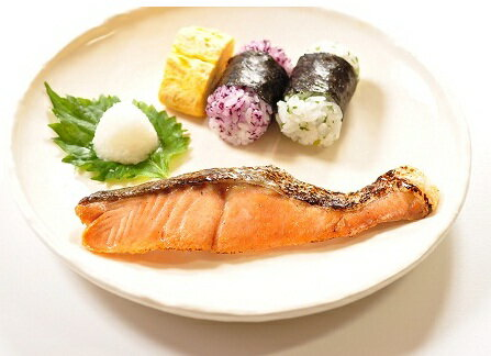 解凍不要!!冷凍大冷骨なし魚◇楽らく骨なし秋さけ60g(5切入)