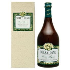 ミルキーランド ラムタイプ700ml アルコール度数16度 南日本酪農協同 デーリィクリスマス、ホワイトデー、パーティ等に最適