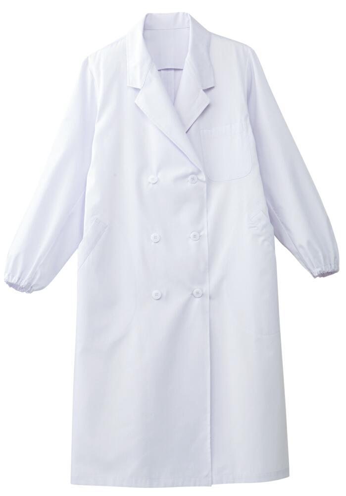 ホワイトコート 女性用 CA-6641 ドクターコート チトセ chitose