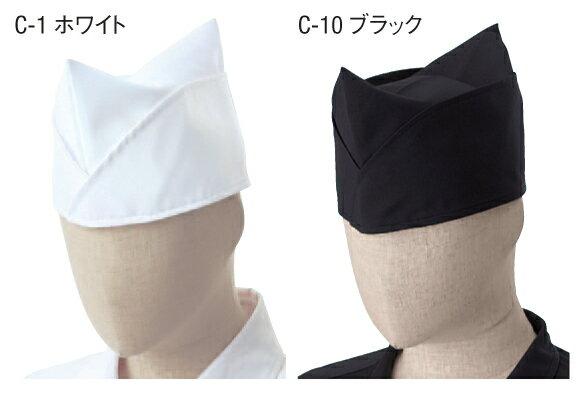 和帽子 GI帽 BC-6942 チトセ ブランチ ポリエステル85%綿15% 和菓子 甘味処 日本そば 割烹 料亭 和食ユニフォーム
