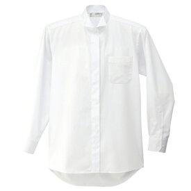 ウイングカラーシャツ 長袖 女性用 861209 アイトス