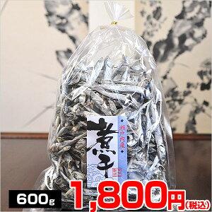 伊吹島産 煮干いりこ大羽  600g【mb0812p10】