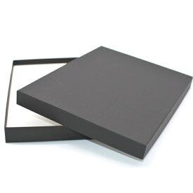 レターパックライト対応 貼り箱(ギフトボックス)黒 さらにお得な10個セット @266送料無料
