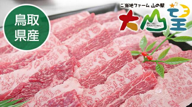 送料無料 鳥取和牛 カルビ焼肉用 500g 和牛 A5 A5ランク カルビ 焼肉 焼き肉