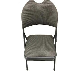 【生活雑貨】【コストコ】ELITE CLASSICS クッション付折り畳みイス W47×D53×H91cm 【椅子】【Z】
