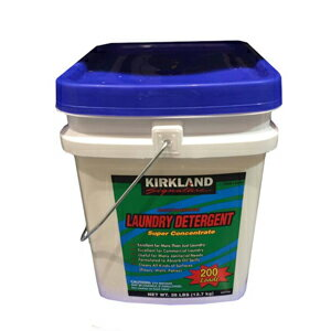 【生活雑貨】【コストコ】KIRKLAND SIGNATURE 粉末洗濯洗剤12.7kg 200回分【洗濯用洗剤】【Z】