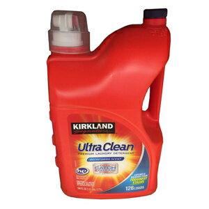 【生活雑貨】【コストコ】KIRKLAND SIGNATURE ウルトラ液体洗濯洗剤 5.73L 126回分 KS ULTRA DTGNT 2X【Z】