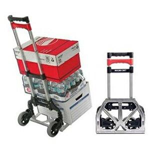 【送料無料】【コストコ】#635750 MAGNA CART マグナカート 折りたたみ キャリーカート 軽量 アルミカート 耐荷重68kg【Z】