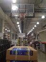《送料無料》【コストコ】SPALDING スポルディング バスケットボール ゴール 52インチ ポータブル バックボード付 組…