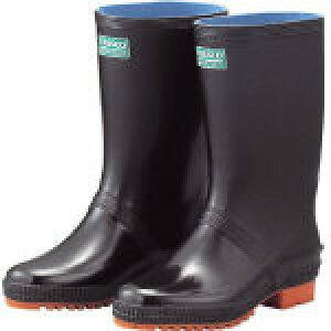 トラスコ中山 メッシュ軽半長靴 24.5cm MKN-24.5 [A060418]