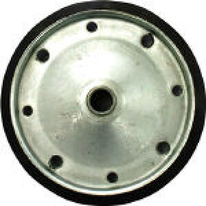 トラスコ中山 ボンベ台車用車輪 車輪200 HT63N用 HT-P200 [A050207]