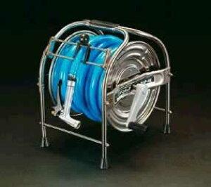 エスコ ESCO 15/20mmx20m 散水ホースリール EA124HB-20 [I130103]